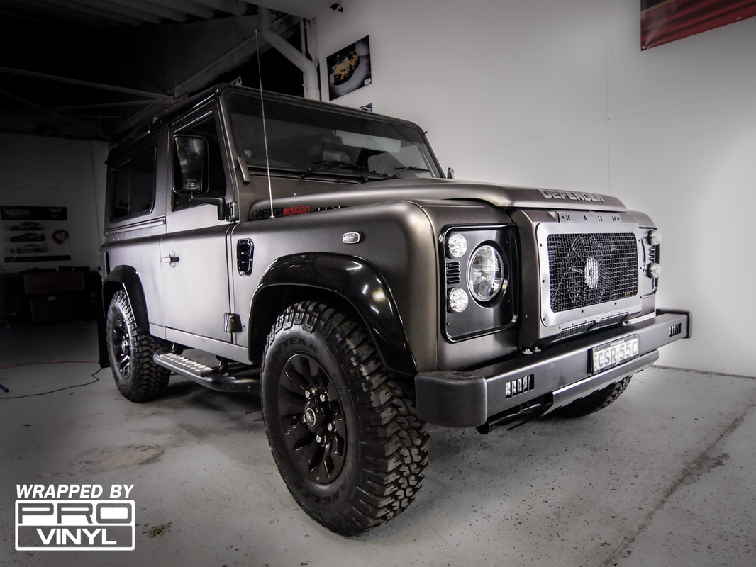 Defender 90 Full Wrap