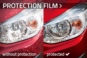 Car protection film