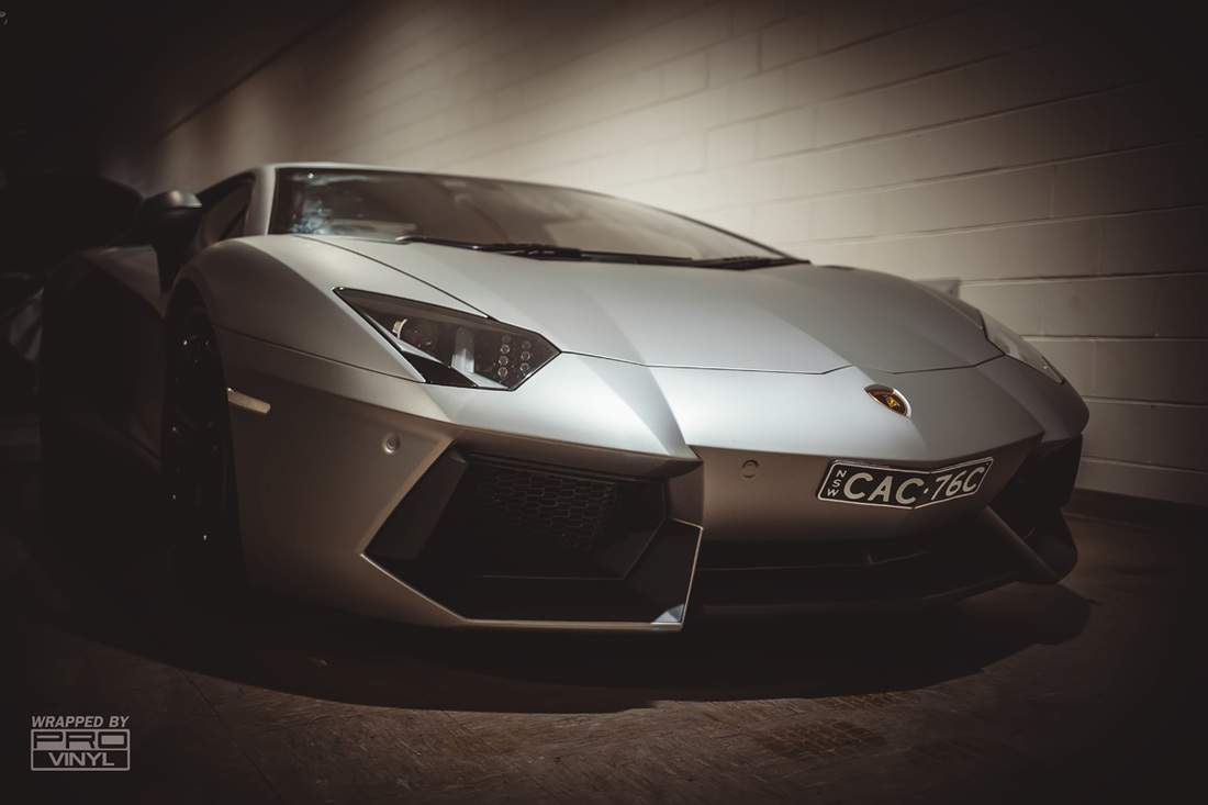 Car wrapping and paint protection gallery provinyl