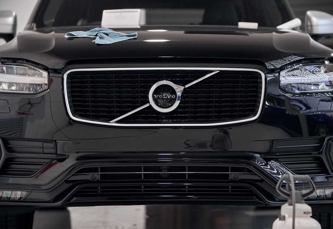Volvo XC 90 paint protection