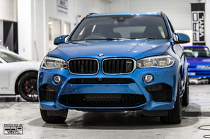 BMW Paint protection