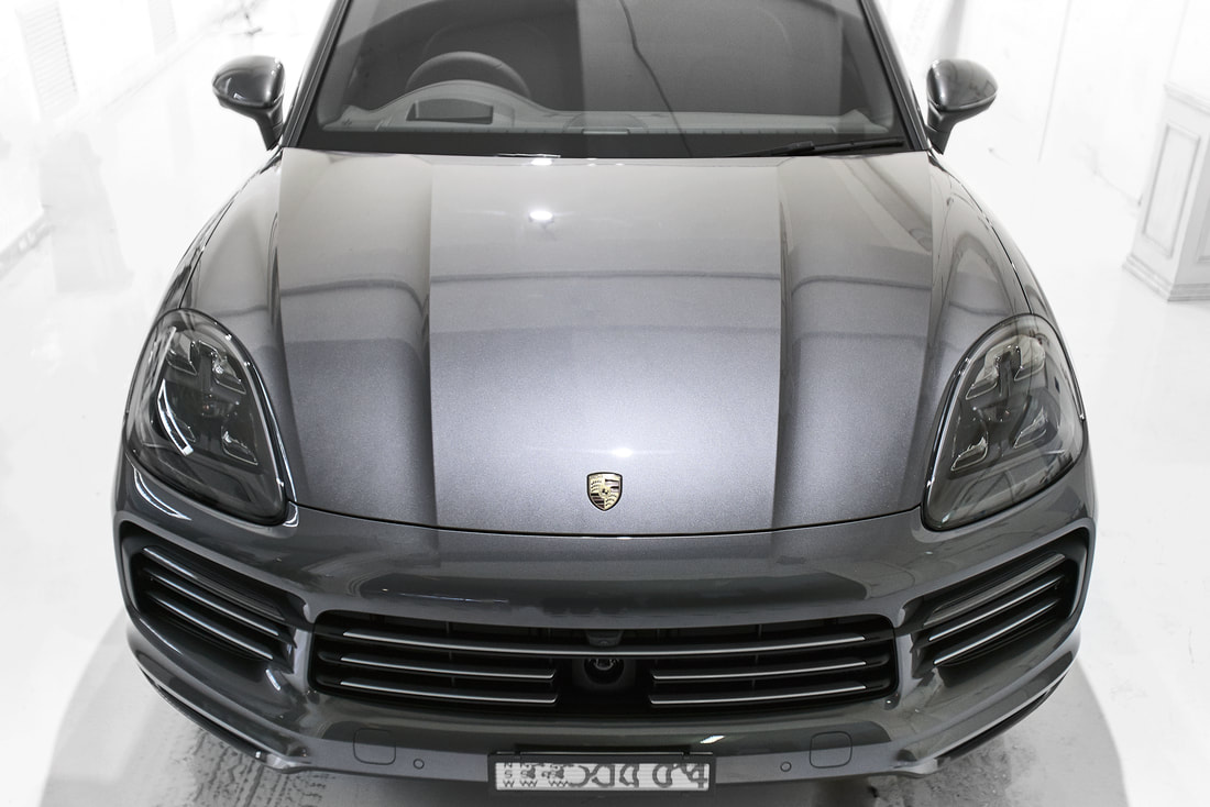 Porsche Cayenne Paint Protection Film