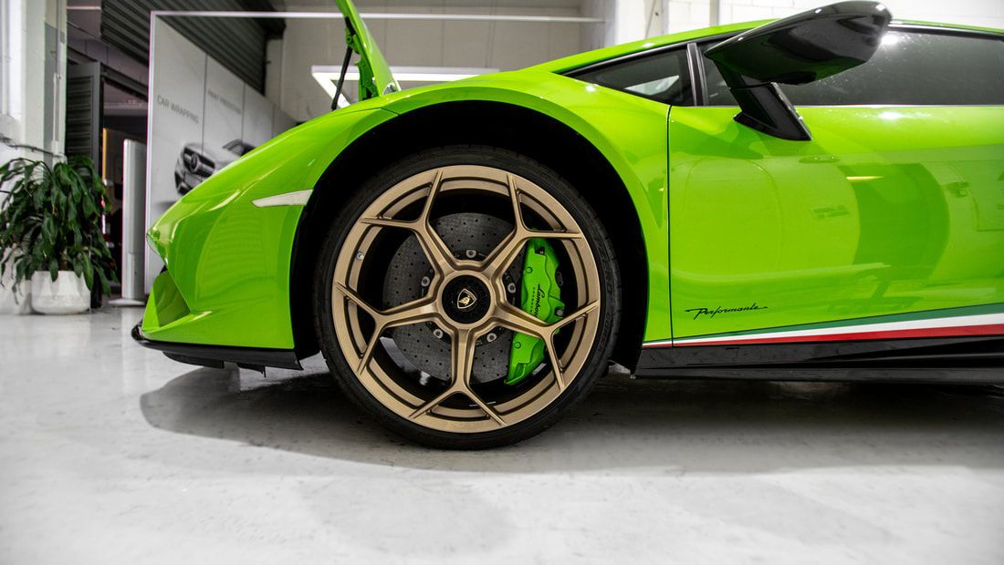 Huracán Performante Syndey