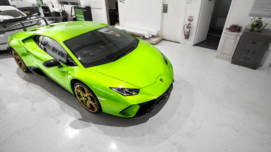 Paint Protection Film Sydney