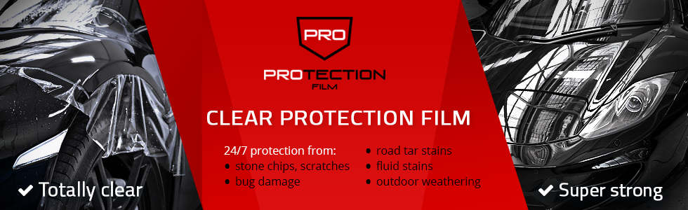 Clear protection film in Sydney