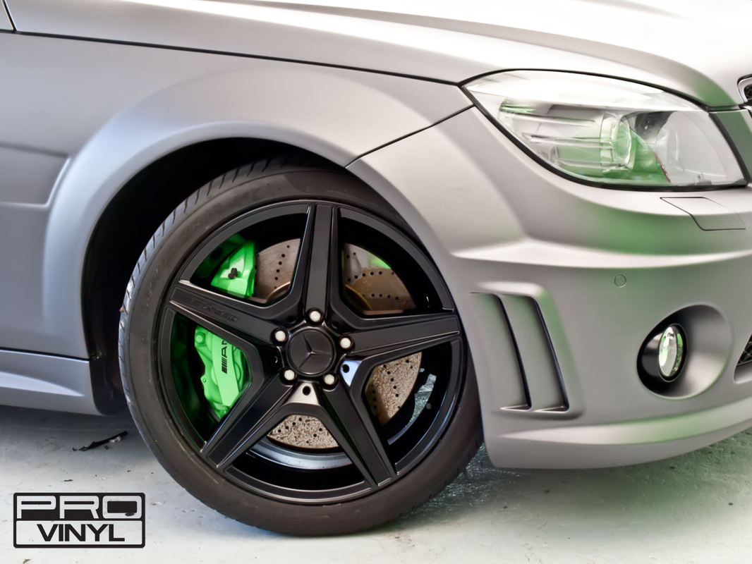 Green Calipers