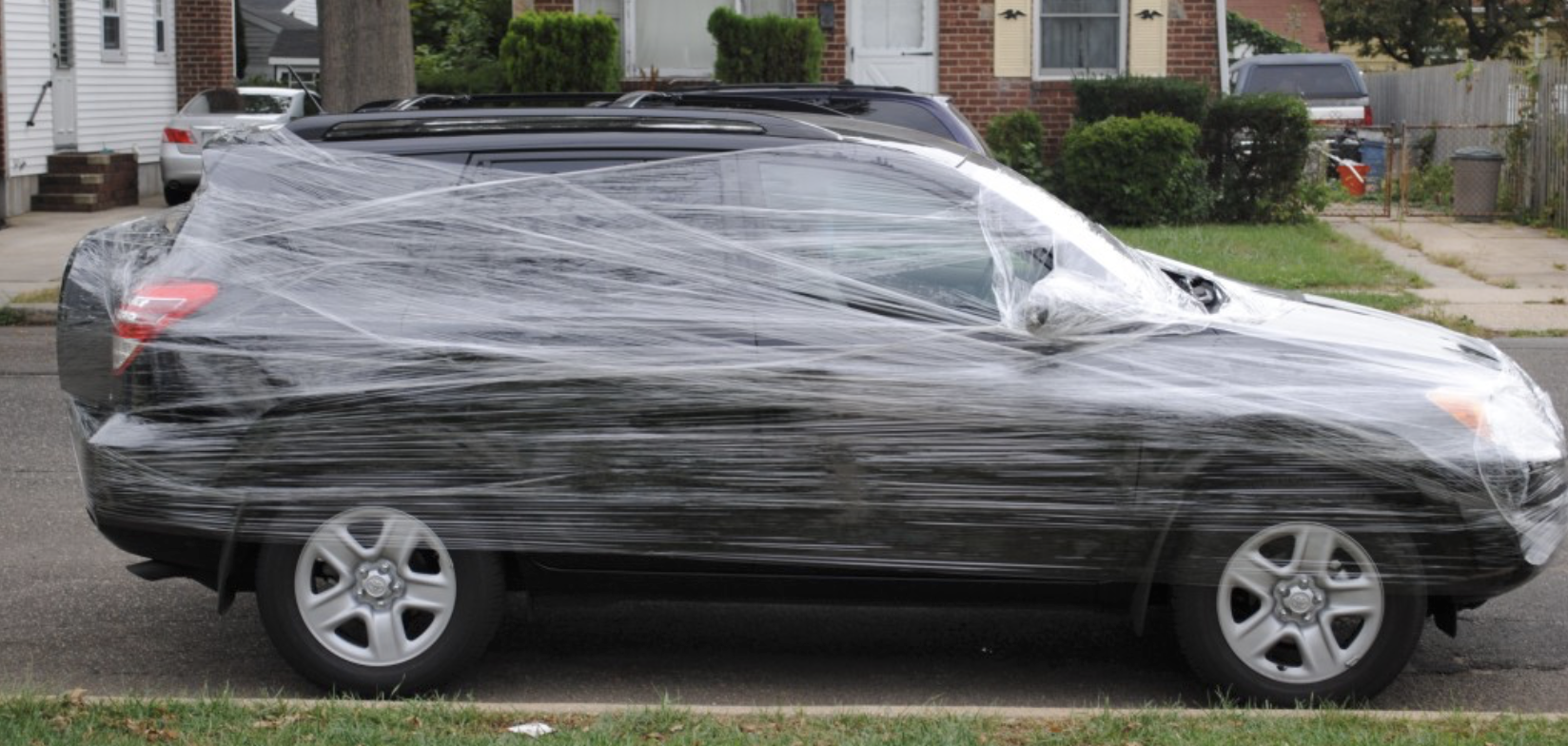 Why Do Not Wrap Your Car